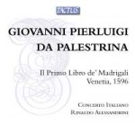 Palestrina / First book of madrigals for four voices