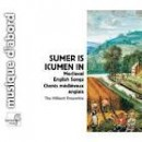 SUMER IS ICUMEN IN / HILLIARD ENSEMBLE