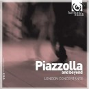 PIAZZOLLA & BEYOND – Piazzolla, Gordon, Summerhayes / London Concertante