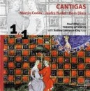 CANTIGAS / THEATRE OF VOICES / 2 CD