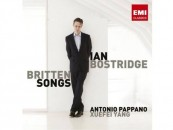 SONGS / BENJAMIN BRITTEN / IAN BOSTRIDGE