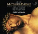 MATTHAUSPASSION / J.S. BACH / 3 CD / PASJA