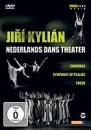 NEDERLANDS DANS THEATRE and JIRI KYLIAN - Svadebka - Symphony of Psalms - Torso / 1DVD /