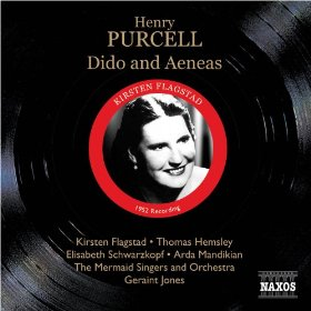 DIDO AND AENEAS / HENRY PURCELL