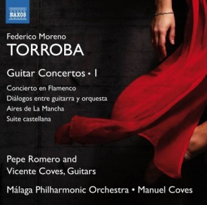 Frederico Moreno Torroba Guitar concertos I, Pepe Romero and Vicente Coves