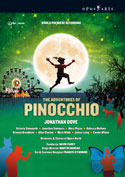 DOVE - The Adventures of Pinocchio (Opera North) / 2 DVD - 3h 23' / subtitles:  EN/FR/DE/ES/IT