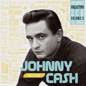 NEXT IN LINE / JOHNNY CASH / 2 CD