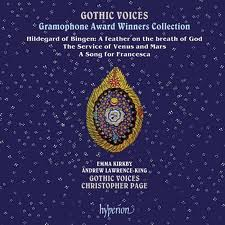 COLLECTION / GOTHIC VOICES / 3 CD