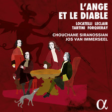 L'ANGE & LE DIABLE / LOCATELLI / LECLAIR / TARTINI / FORQUERAY