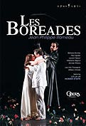 RAMEAU - Les Boréades / William Christie / 2 DVD - 3h 38' / subtitles: EN/DE/FR/ES